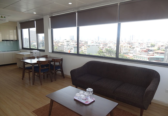 Ba Mau lake side apartment for rent