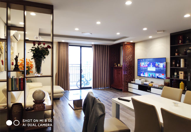 Beautiful 2 bedroom apartment in Hong Kong tower