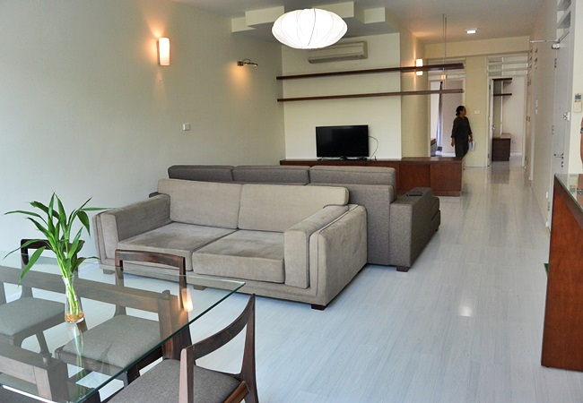 Beautiful apartment for rent in 52 To Ngoc Van, Tay Ho