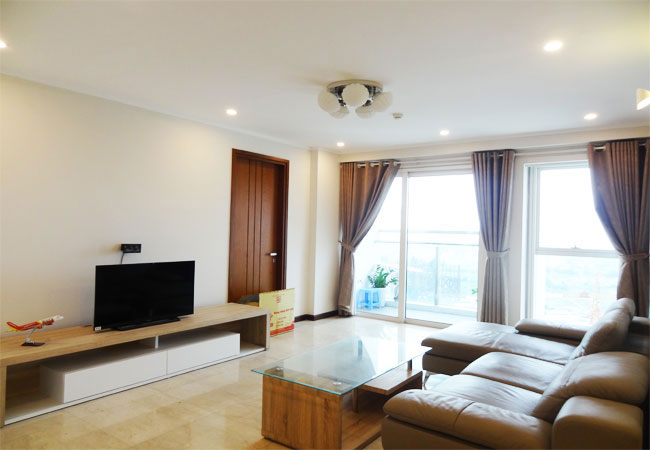 Beautiful apartment in L building, Ciputra for rent
