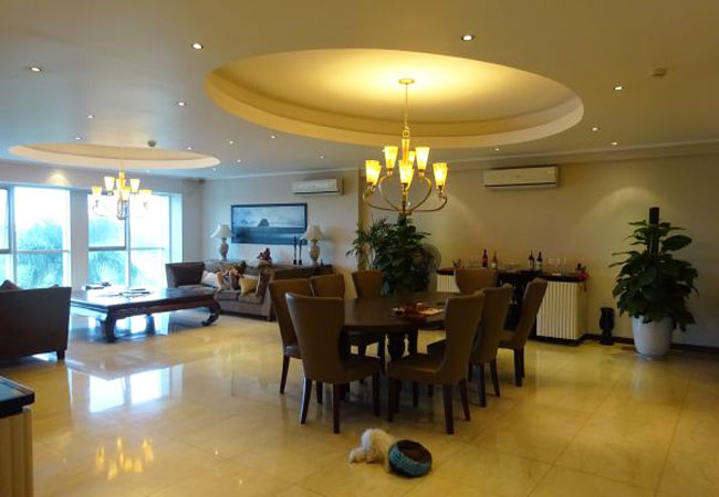 Beautiful apartment in L2 building, Ciputra for rent