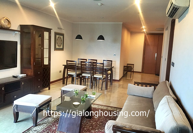 Beautiful apartment in L2 building. Ciputra urban area