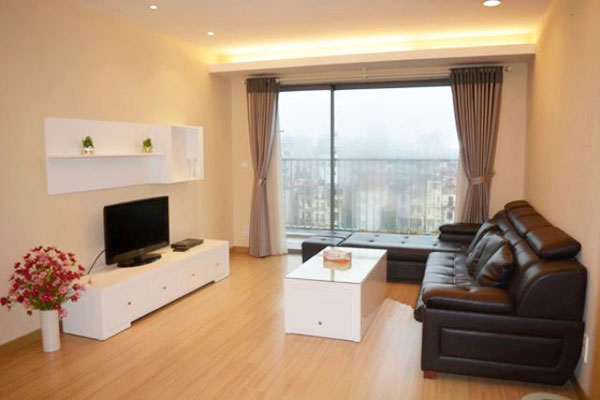 Beautiful apartment in Sky City 88 Lang Ha