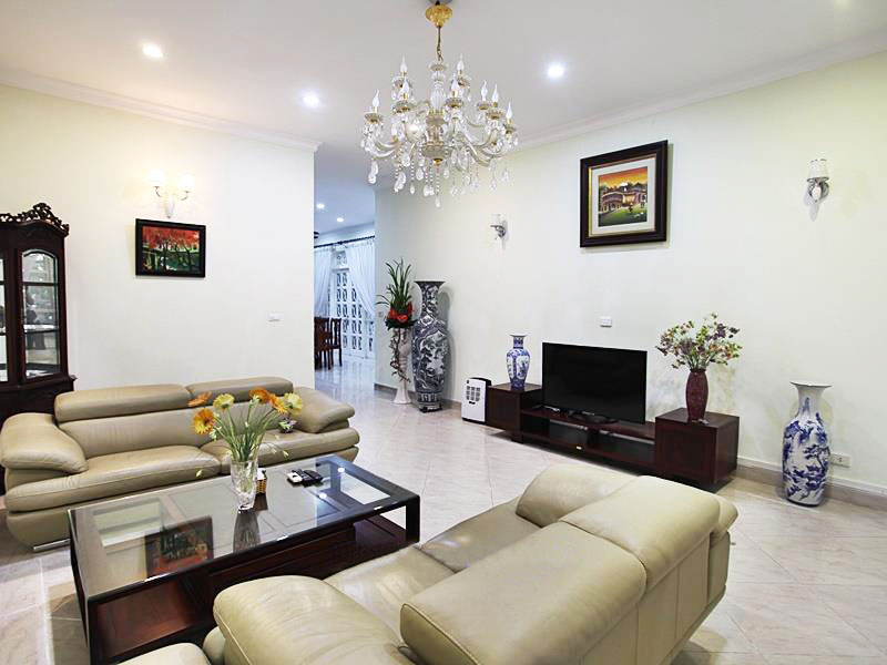 Beautiful fully furnished villa for rent in D block