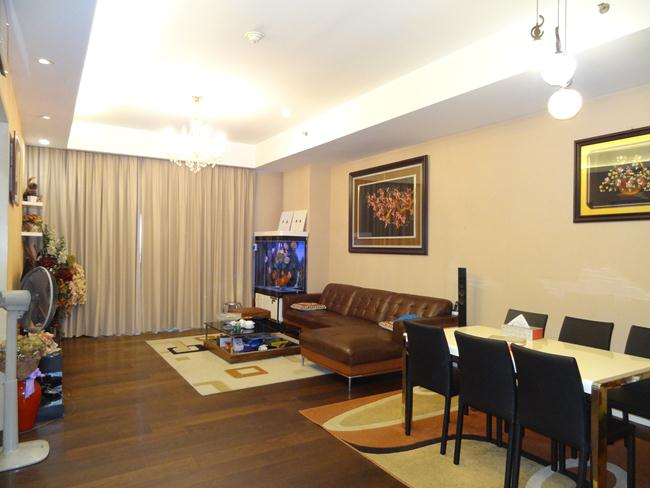 Big apartment in high floor of Indochina Plaza for rent