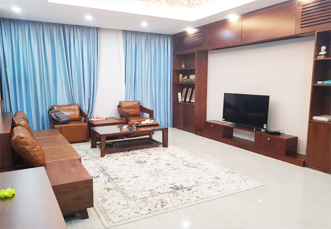 Big size 3 bedroom apartment for rent in L3 building Ciputra