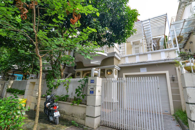 Big villa in C block - Ciputra for rent