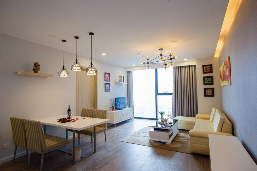Brand new 2 bedroom apartment in ARTEMIS 6 Le Trong Tan