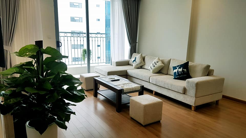 Brand new 3 bedroom apartment at Vinhomes Nguyen Chi Thanh