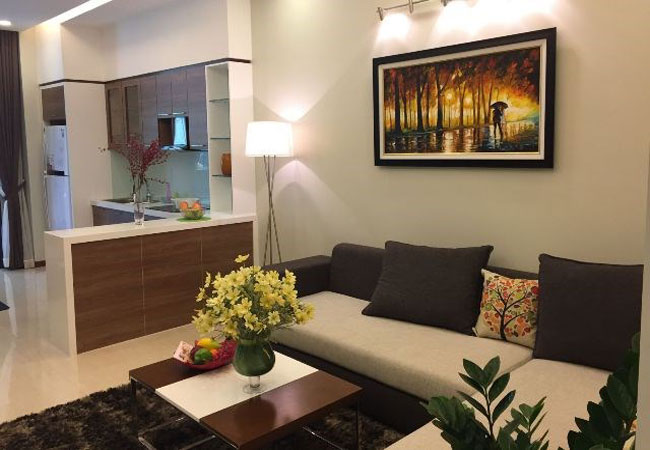 Brand new 3 bedroom apartment in Trang An Complex