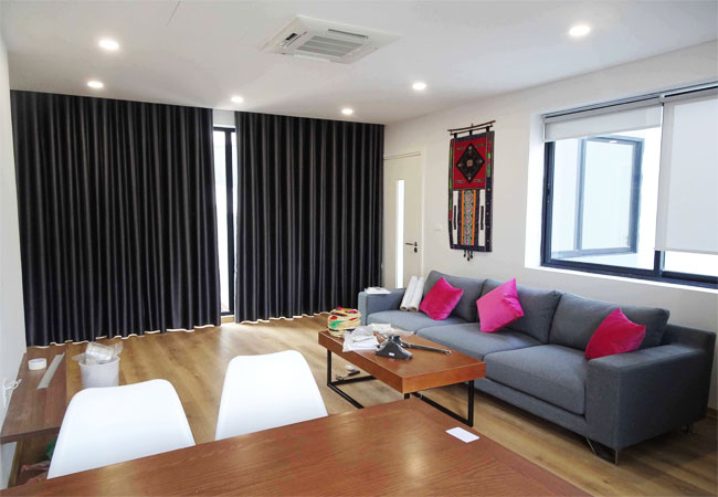 Brand new apartment for rent in Doi Can, 2 bedrooms