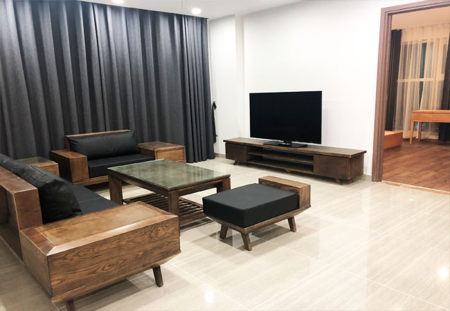 Brand new apartment for rent in L4 Building Ciputra