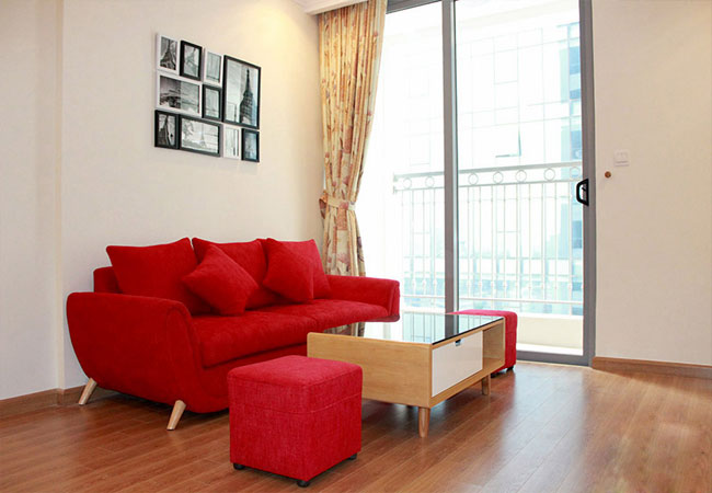Brand new apartment for rent in Vinhomes Nguyen Chi Thanh