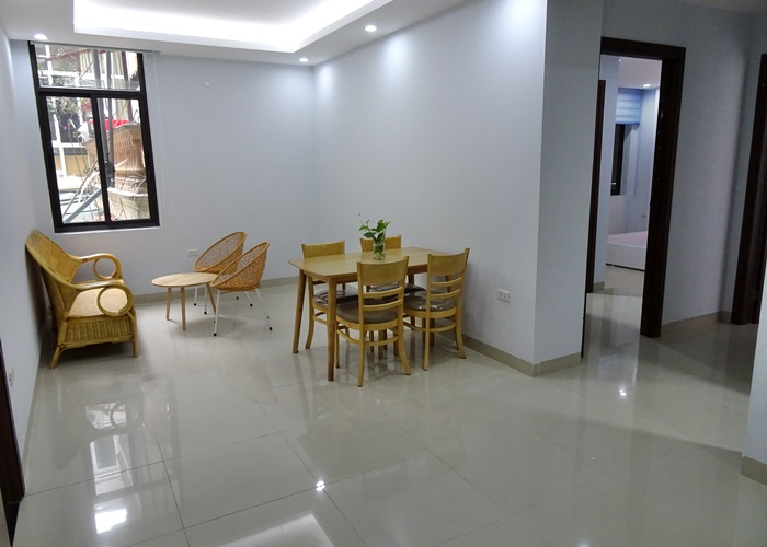 Brand new apartment in Au Co, near flower market
