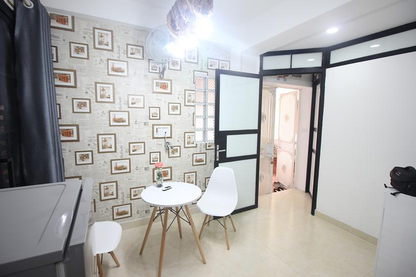 Brand new apartment in Ngoc Khanh for rent