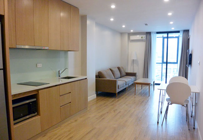 Brand new apartment in Phan Ke Binh