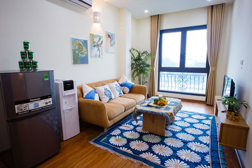 Brand new apartment in Quan Hoa, Cau Giay district