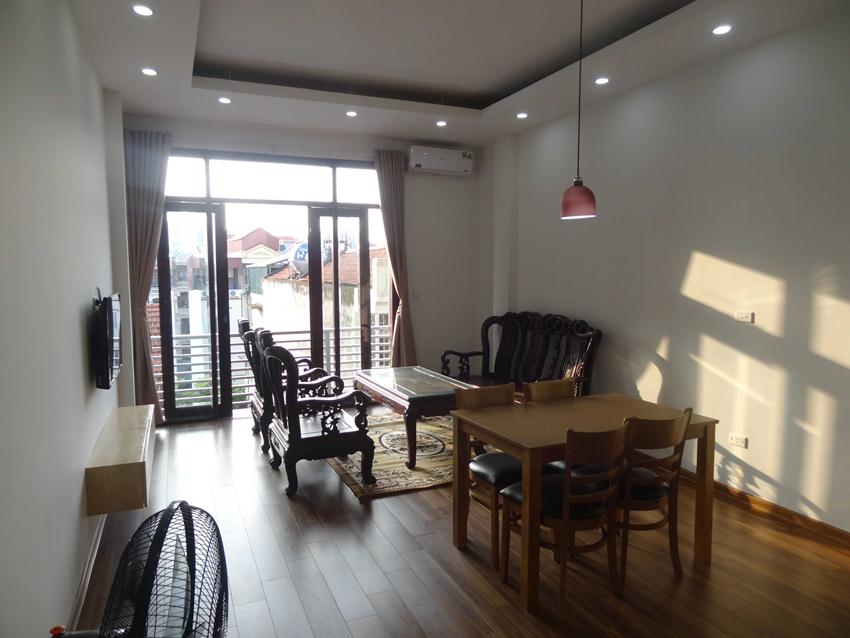 Brand new apartment in Van Cao for rent, near Lotte