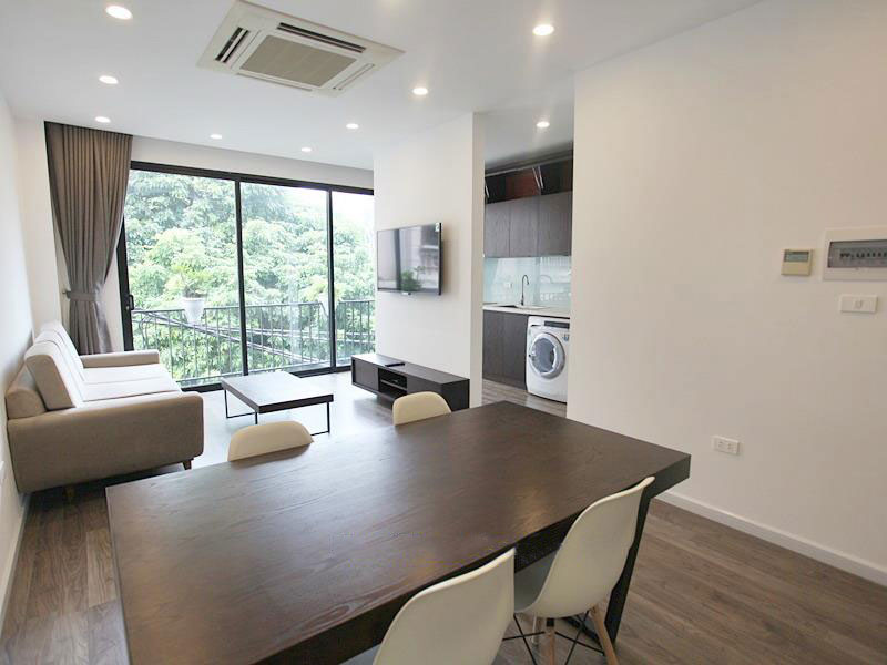 Brand new apartment in Xuan Dieu, Tay Ho