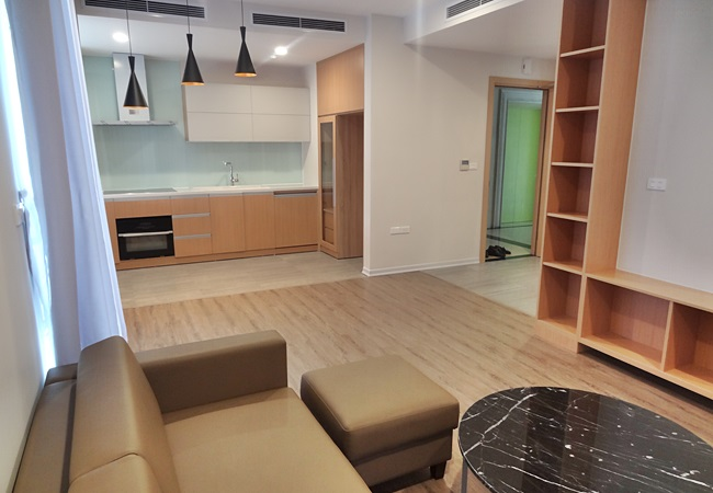 Brand new beautiful apartment in Tay Ho street for rent