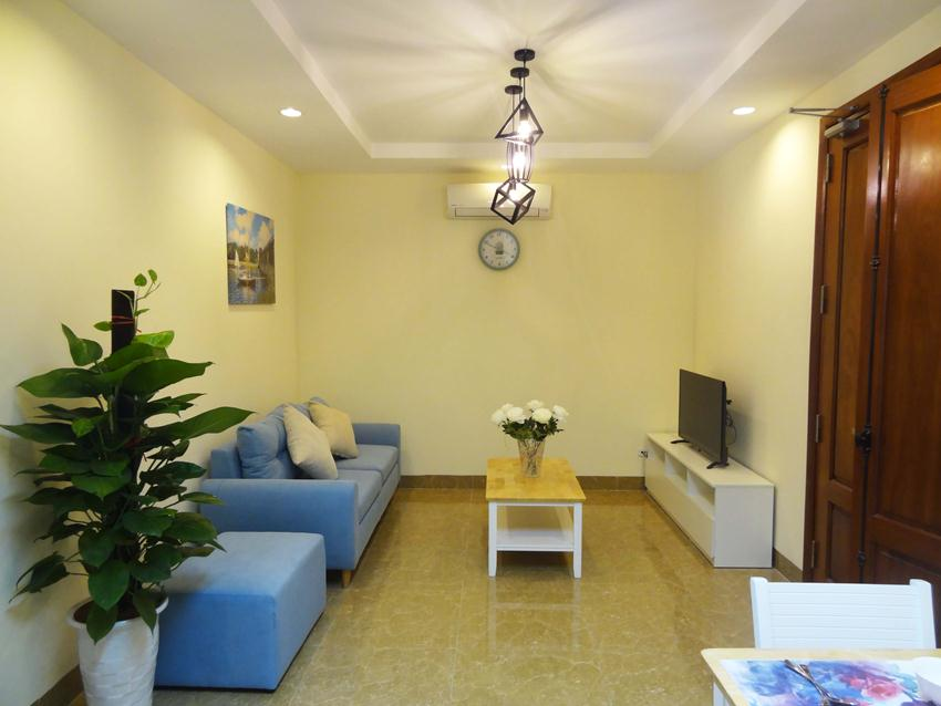 Brand new one bedroom apartment in Giang Vo for rent