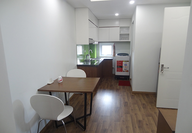 Brand new one bedroom apartment in Linh Lang for rent