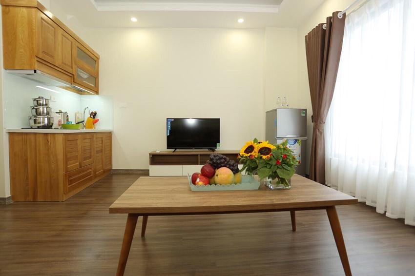 Brand new one bedroom apartment Buoi street for rent