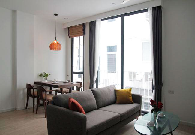 Brand new one bedroom serviced apartment in Kim Ma