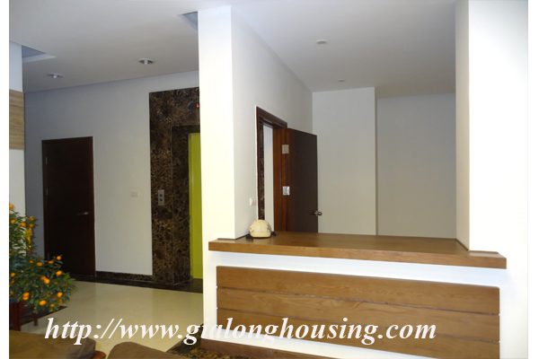 Brand new serviced apartment for rent in Dang Thai Mai street street 1