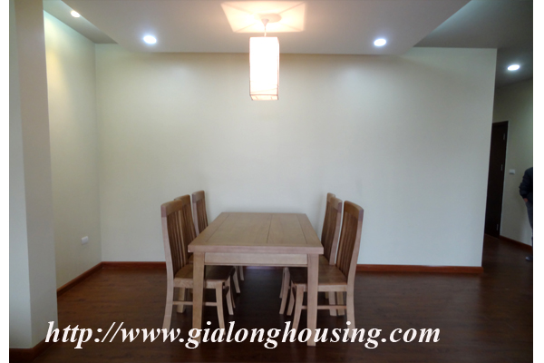 Brand new serviced apartment for rent in Dang Thai Mai street street 6