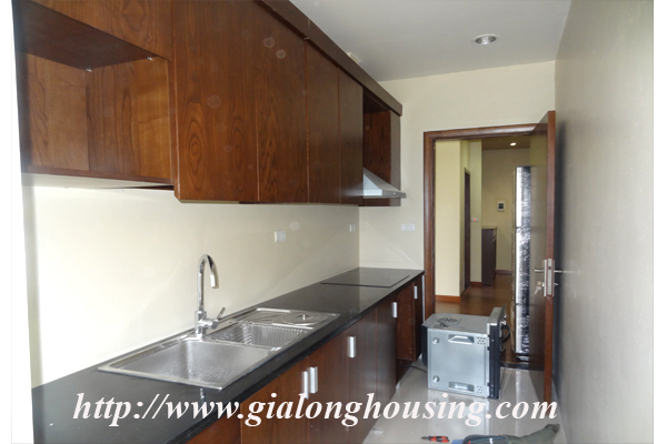 Brand new serviced apartment for rent in Dang Thai Mai street street 7