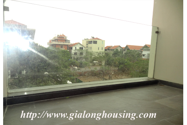Brand new serviced apartment for rent in Dang Thai Mai street street 8