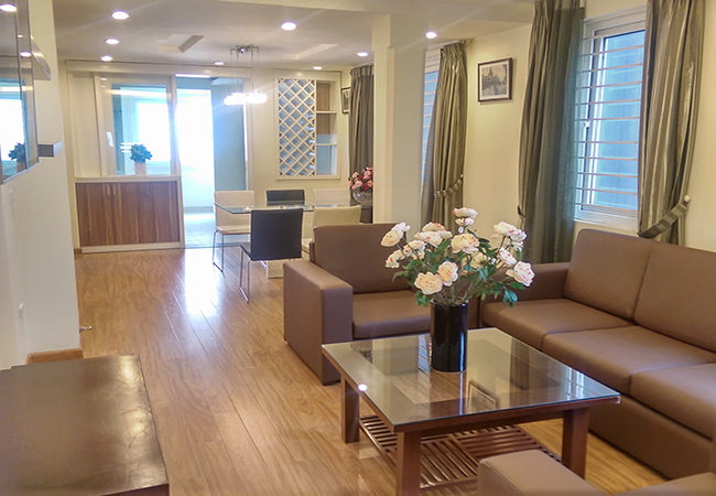 Brand new serviced apartment, Giang Vo street