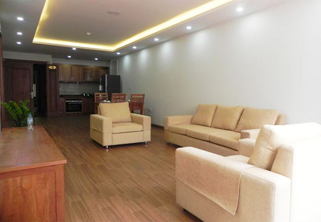 Brand new serviced apartment in Pham Ngoc Thach