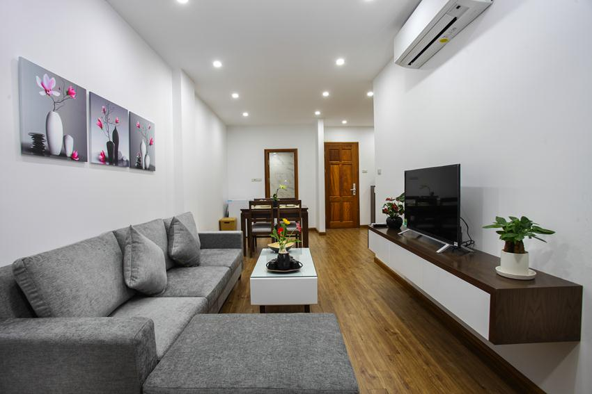 Brand new serviced apartment in Phan Ke Binh, near Lotte tower