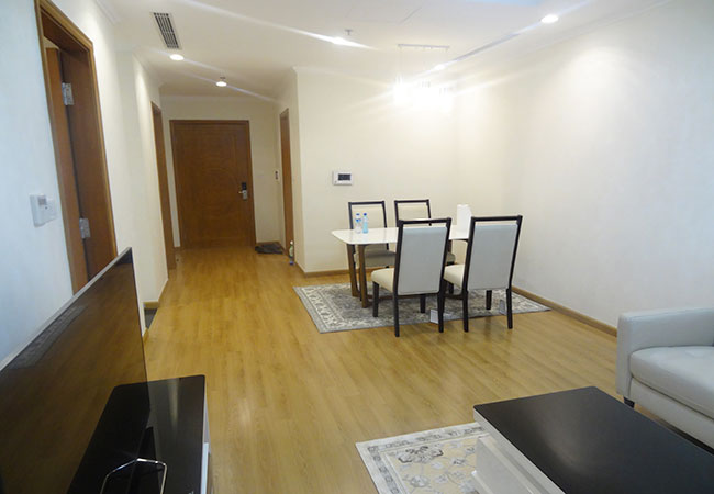 Brand new two bedroom apartment in Vinhomes Nguyen Chi Thanh
