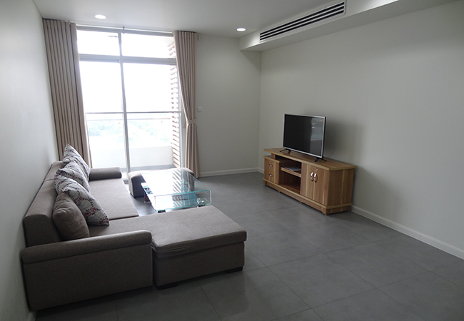 Brand new two bedroom apartment in Watermark Lac Long Quan