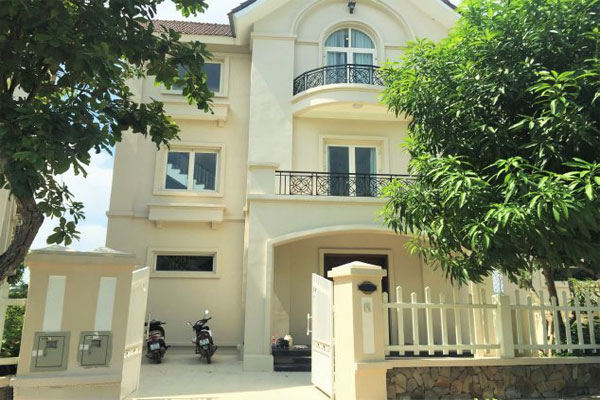 Brand new villa in Long Bien, Vinhomes Riverside