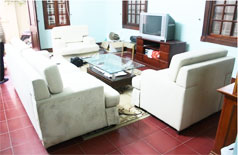 Bright house for rent in Van Ho area, close to Ba Mau lake