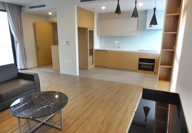 Charming and brand new apartment in Tay Ho street for rent