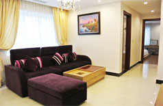Charming and luxurious apartment in Ba Dinh, near Thu Le park