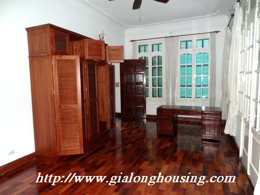 Charming House for rent in To Ngoc Van street,tay ho 10