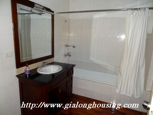 Charming House for rent in To Ngoc Van street,tay ho 11