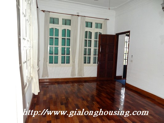 Charming House for rent in To Ngoc Van street,tay ho 12
