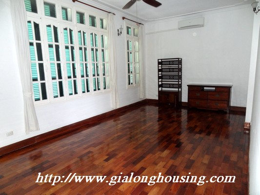 Charming House for rent in To Ngoc Van street,tay ho 13