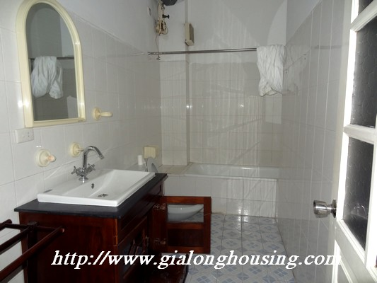 Charming House for rent in To Ngoc Van street,tay ho 14