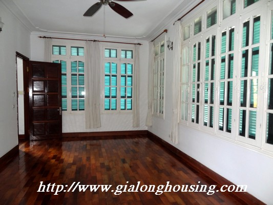 Charming House for rent in To Ngoc Van street,tay ho 15