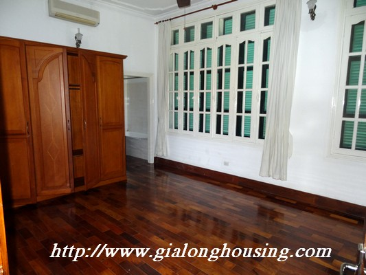 Charming House for rent in To Ngoc Van street,tay ho 16