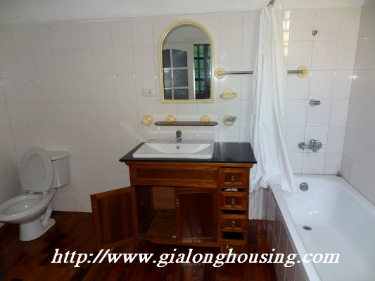 Charming House for rent in To Ngoc Van street,tay ho 17