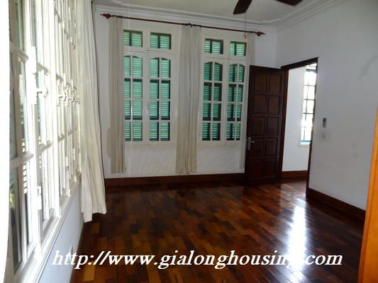 Charming House for rent in To Ngoc Van street,tay ho 18